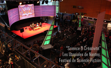 Les Utopiales - Table Ronde - 2010